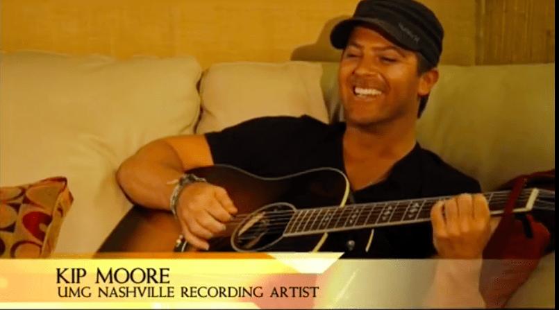 GAC & Country Singer Kip Moore