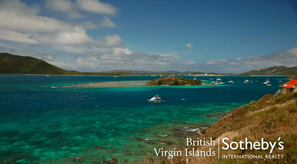 Sotheby's: Tortola Scrub Island
