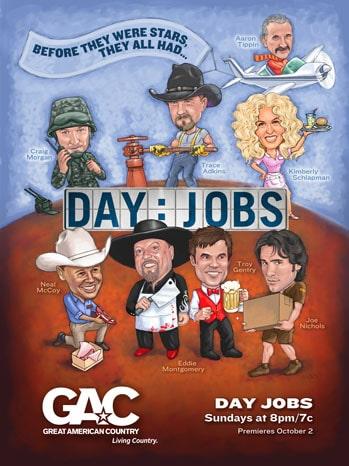 GAC: Day Jobs